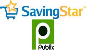 SavingStar Update - Publix logo -