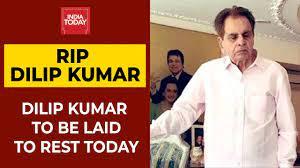 RIP Dilip Kumar: Dilip Kumar To Be Laid ...