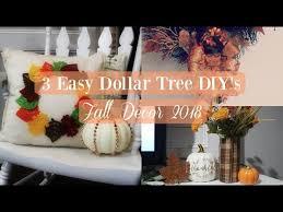 3 easy dollar tree diy s fall decor 2018