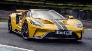 The Ford GT Supercar | Chris Harris Drives | Top Gear - YouTube