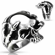 316l stainless steel dragon head clasps bracelet connector hook for leather jewelry rope findings