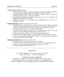 Operations Director Resume 6881