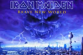 How <b>Iron Maiden</b> Rebuilt Classic Lineup for '<b>Brave</b> New World'