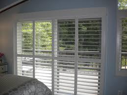 exceptional sliding glass door plantation shutters shutters for sliding glass door bipass plantation shutters for