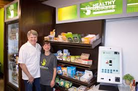 Healthy Vending Machines Denver Fascinating Healthy Micro Markets Vending Machines In Denver CO