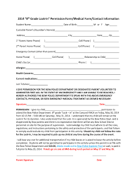 Permission Slip Forms Template Permission Slips Church Fill Online Printable Fillable
