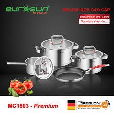 Bếp từ đôi Eurosun EU-T895GE nhập khẩu Đức