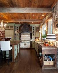 Country Kitchen With Island Kitchen Rustic Style Of Country Kitchen Ideas Chandelier Above