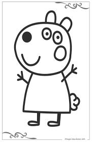Peppa Pig Pagine Da Colorare Per Bambini Stampabili Gratuitamente