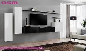Living Room Display Furniture Modern Wall Tv Display Living Room Unit High Gloss Furniture