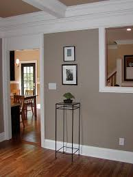 Nice Brandon Beige Benjamin Moore.... The Transformation In This Room Is  Amazing!!! Wish I Could Do This.