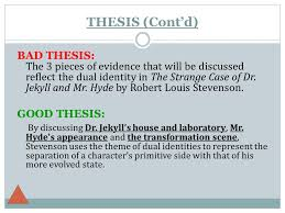 the literary essay ppt 10 thesis
