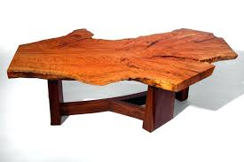 coffee table rounded corners handsome live edge coffee tables natural wood slab glass coffee table with rounded corners