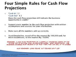 How To Do A Cash Flow Projection Preparing Cash Flow Projections Ppt Video Online Download