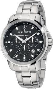 Наручные <b>Часы Maserati R8873621001</b> с Хронографом <b>Мужские</b> ...