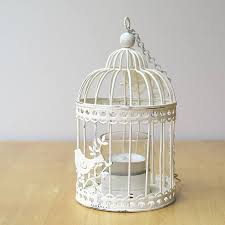 Tea Light Birdcage Birdcage Tea Light Lantern Wedding Decor Tea Light