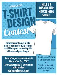 Advertising Flyer Templates Templates For Microsoft Word T Shirt