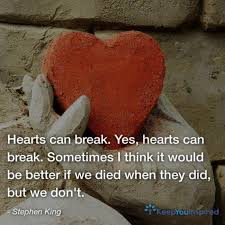 Stephen King Quotes On Love Impressive 48 Famous Broken Heart Quotes With Pictures