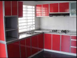 skudai aluminium kitchen cabinet kitchen from ken seng aluminium stunning aluminium kitchen cabinet