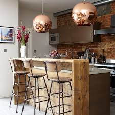 Kitchen islands with breakfast bar Table Kitchen Island Ideas Ideal Home Kitchen Island Ideas Kitchen Island Ideas With Seating Lighting