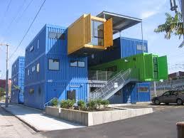 Cargo Box Homes Cargo Box House Container House Design