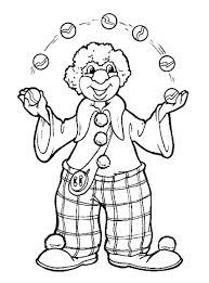 Small Picture clown coloring pages clown coloring pages free printable pictures