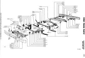 1965 ford f100 wiring diagram 1965 discover your wiring diagram f100 frame dimensions 1965 ford f100 wiring diagram