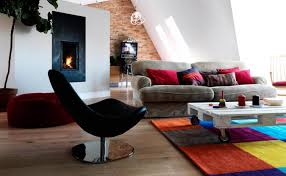 amazing living room decorating ideas area rug colorful square rugs black leather modern chair red fabric bunk white painted wood coffee table with wheels