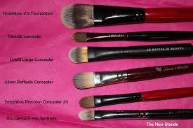 types of foundation brushes. 6. concealer brush types of foundation brushes
