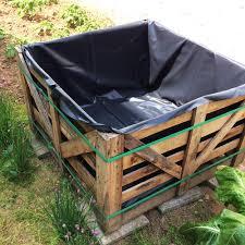 Hochbeet Bauen Garten Pinterest Hochbeet Bauen Hochbeet Und