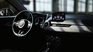 interior of the 2019 mazda cx 3