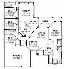 2500 sq ft ranch house plans lovely 2500 square foot house plans