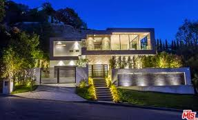 7 1 million newly built contemporary home in los angeles ca