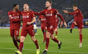 Well hello there, and welcome to our liveblog for liverpool vs leicester, a game which might maybe possibly just perhaps maybe but not really but maybe might be quite important in. Trent Alexander Arnold And Liverpool Deliver Masterclass At Leicester To Put One Hand On Premier League Title