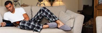 Mens Bedroom Athletics Slippers Luxury Sheepskin Slippers For Men At Bedroom Athletics