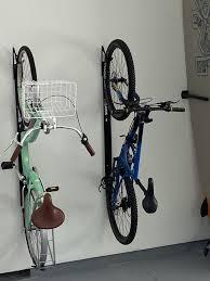 saris bike trac vertical bike storage
