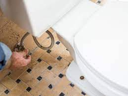 how to replace a toilet diy toilet