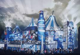 Bud Light Glass Light Up Bud Light Will Prove Its Still Up For Whatever At Super