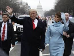 Image result for TRUMP INAUGURATION EMPTY PARADE ROUTE IMAGES