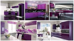 Purple Kitchen Stunningly Beautiful Purple Kitchen Designs