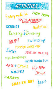 city c offers educational and fun activities everyday