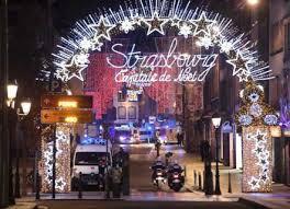فرنسا - قتلى وجرحى في حادث إطلاق نار قرب سوق لعيد الميلاد