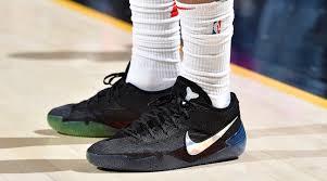 Kobe Bryant Shoe Designer History Of Kobe Bryants Signature Shoes Si Com