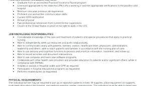Sample Resume For Lpn Nurse Lpn Resume 650 381 Lpn Resume Skills New Resume New Resume