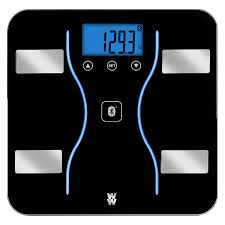 image for ysis bluetooth scale by conair from weight watchers