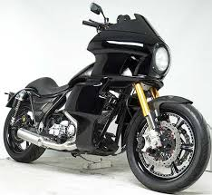 exclusive big bear choppers launching new titanium model and