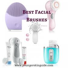 Best Facial Brushes 2019 Reviews And Comparison Younger