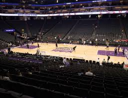 Kings Arena Seating Chart Golden 1 Center Section 106 Seat Views Seatgeek
