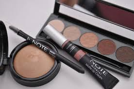 note cosmetics review a vegan free and paraben free beauty brand