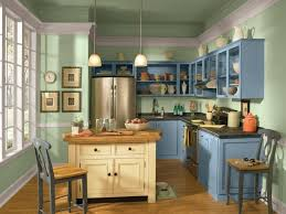 Blue Green Kitchen Cabinets Blue Green Kitchen Cabinets Home Decor Gallery